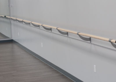 Thrity-five foot barre.